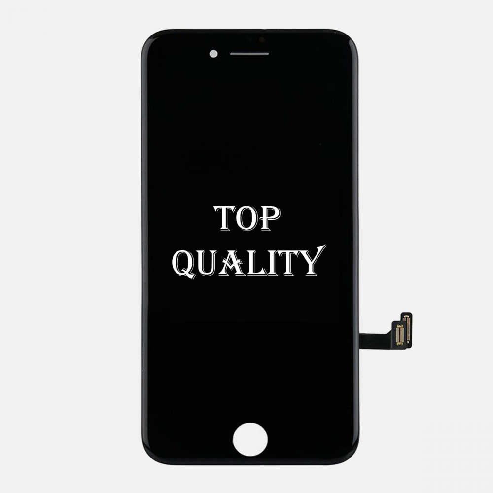 Top Quality Black LCD Display Touch Digitizer Screen for iphone 8 | SE 2020