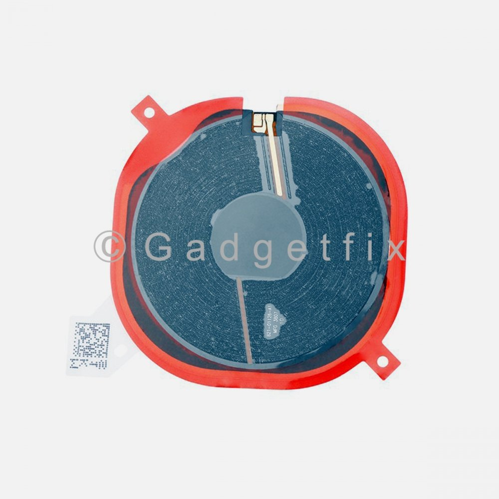 Wireless Charger Charging Coin Flex Cable Replacement For Apple iPhone 8