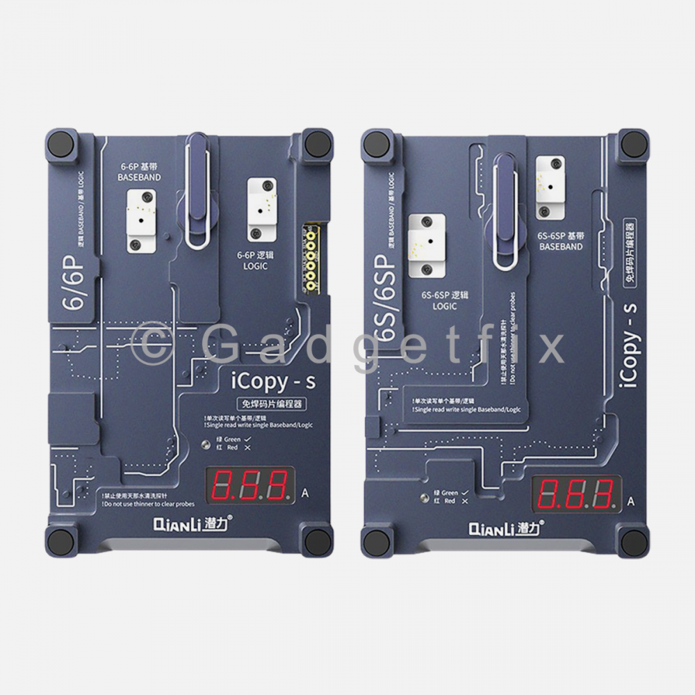 QianLi iCopy-S Double Side Chip Test Frame for iPhone 6 | 6 Plus | 6S | 6S Plus