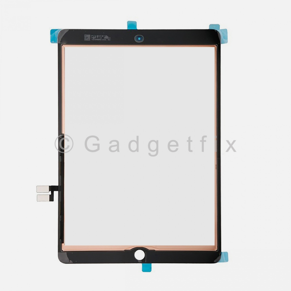 Black Touch Screen Digitizer For Apple Ipad 10.2 (7 7th Generation)