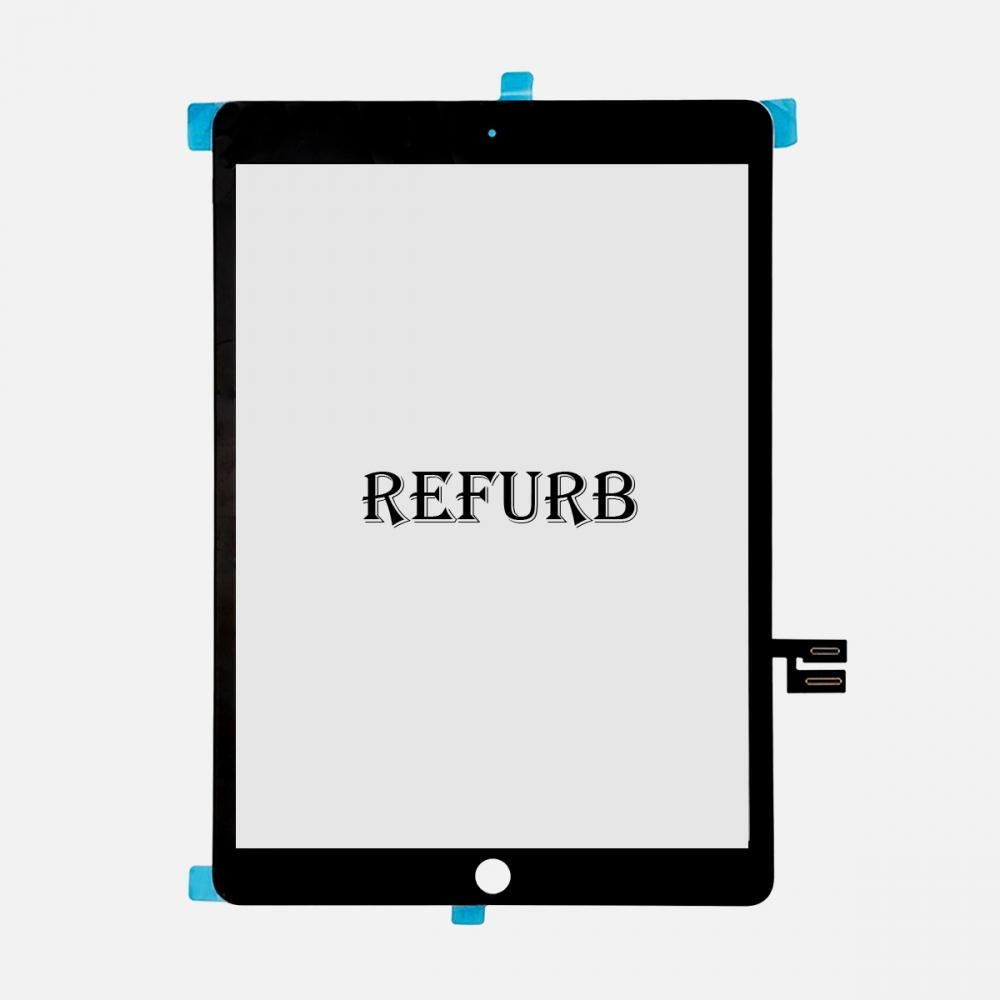 Refurbished Black Touch Screen Digitizer For Apple Ipad 7 | Ipad 8 10.2 (7th | 8th Gen)