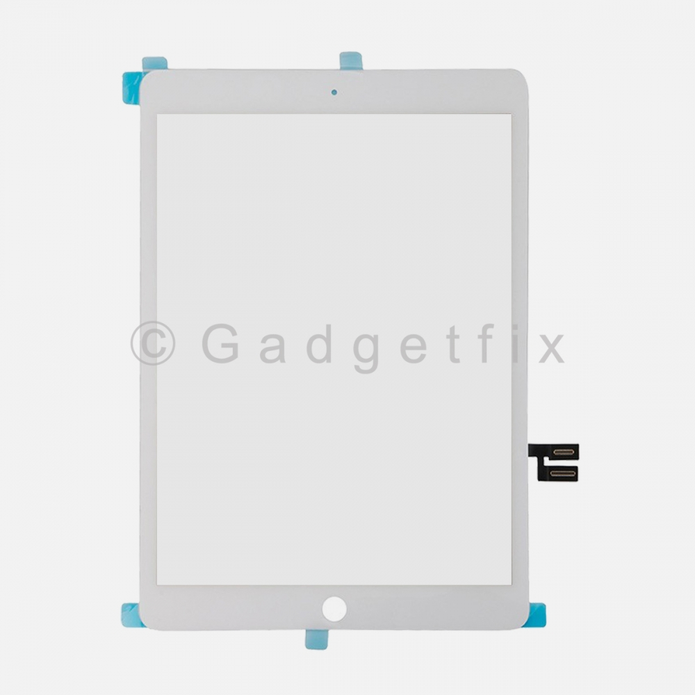White Touch Screen Digitizer For Apple Ipad 10.2 (7 7th Generation)