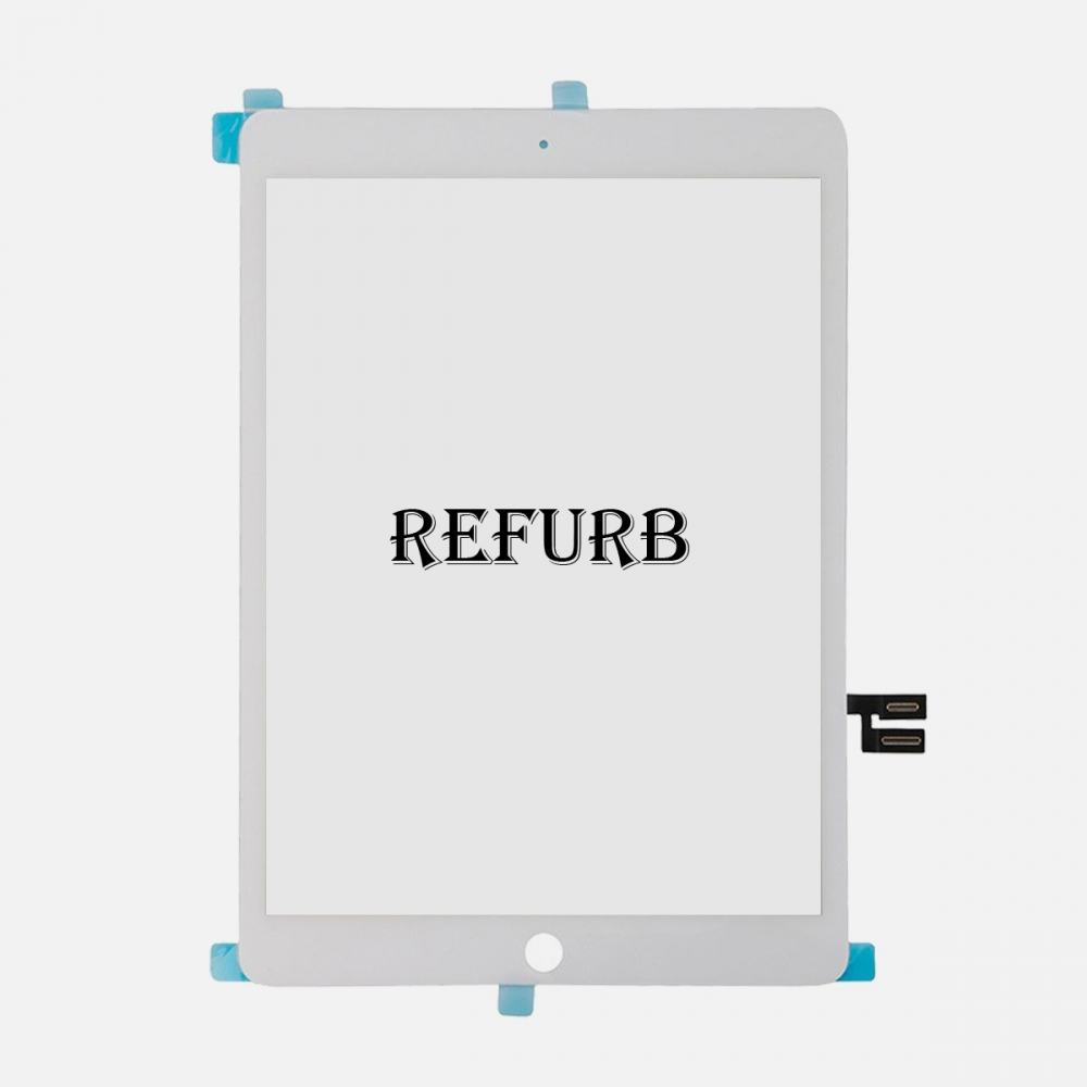 Refurbished White Touch Screen Digitizer For Apple Ipad 7 | Ipad 8 10.2 (7th | 8th Gen)