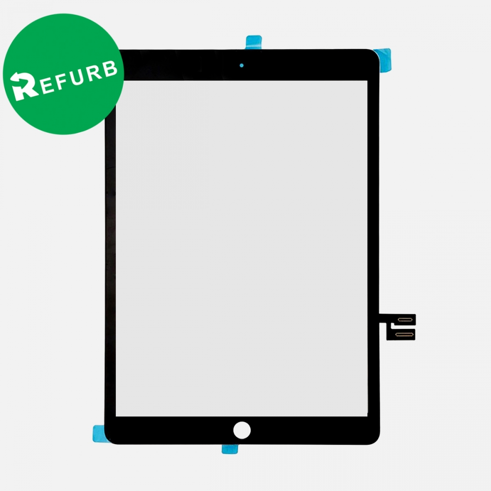 Refurbished Black Touch Screen Digitizer For Apple Ipad 7   Ipad 8 10.2 (7th   8th Gen)