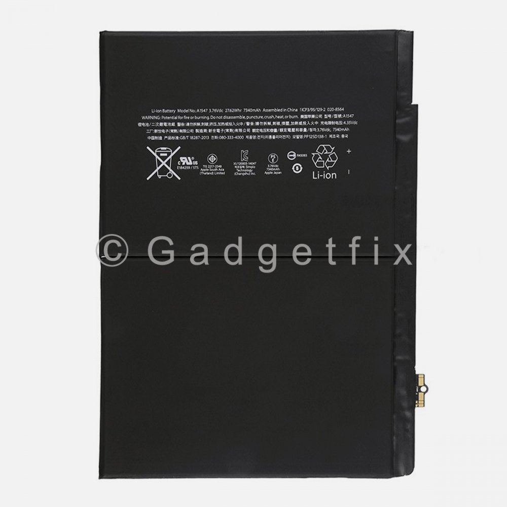 New Battery Replacement Part For Ipad 6 2018 (6th Gen)