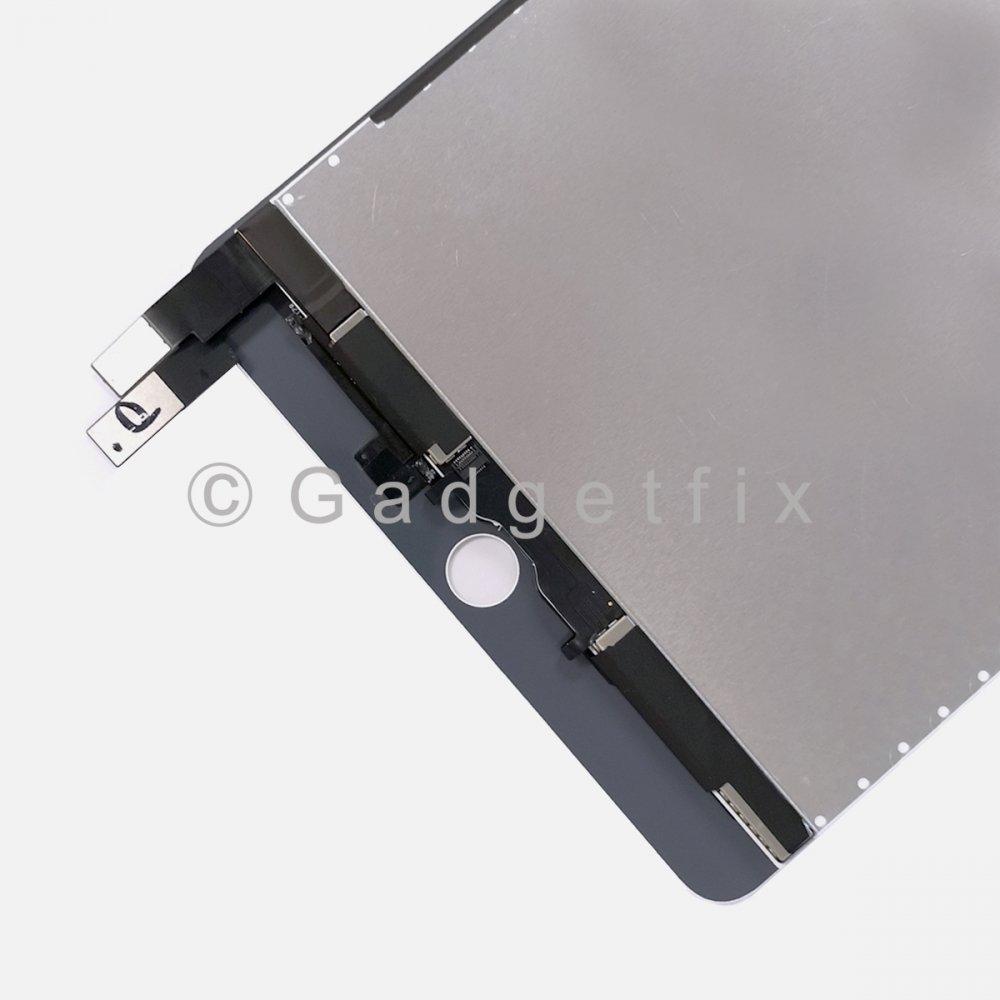 White Display LCD Touch Screen Digitizer Sleep Wake Sensor Flex for iPad Mini 4