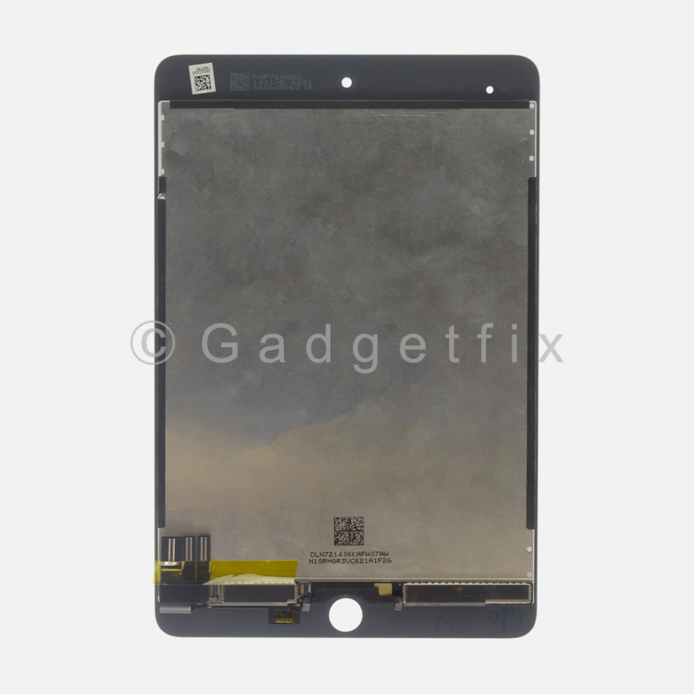 White Display LCD Touch Screen Digitizer For Ipad Mini 5