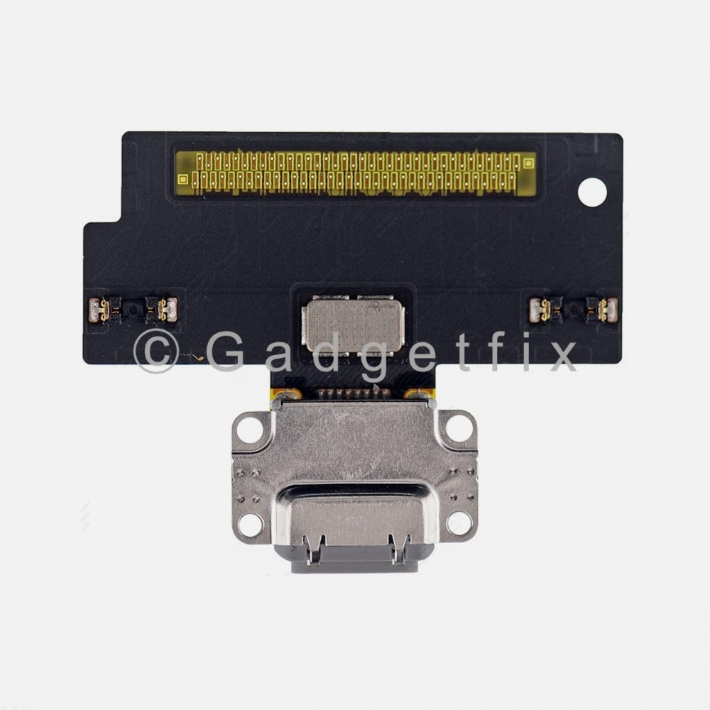 Gray Lightning Charger Charging Port Dock Flex Cable For iPad Pro 10.5