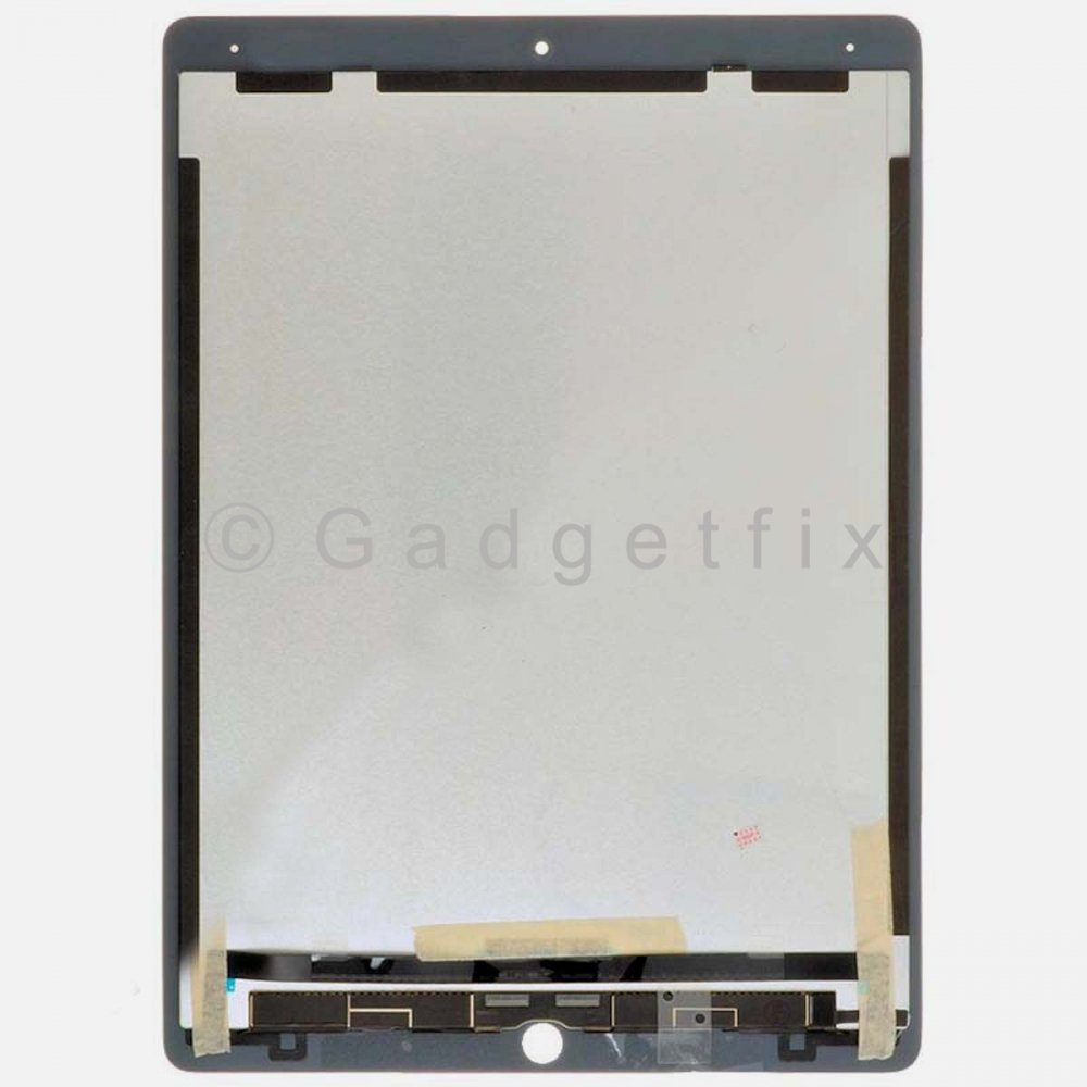 White Touch Screen Digitizer LCD Display for Ipad Pro 12.9 (2nd Gen) A1670 A1671