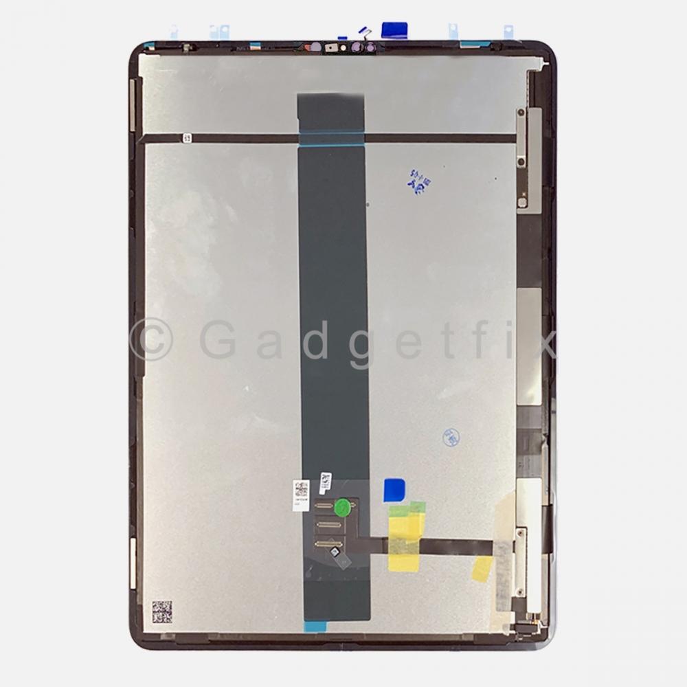 Touch Screen Digitizer LCD Display for Ipad Pro 12.9 (3rd Gen) w/ PCB Board Flex