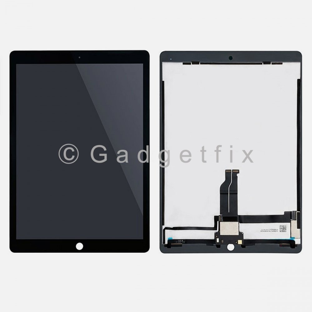 Black LCD Display Touch Screen Digitizer For iPad Pro 12.9 w/ PCB Board