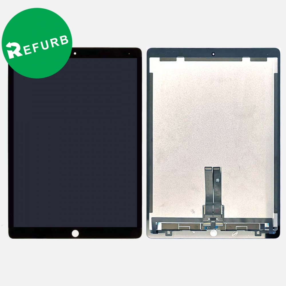 Refurbished Black Touch Screen Digitizer LCD Display for Ipad Pro 12.9 (2nd Gen) w/ PCB Board