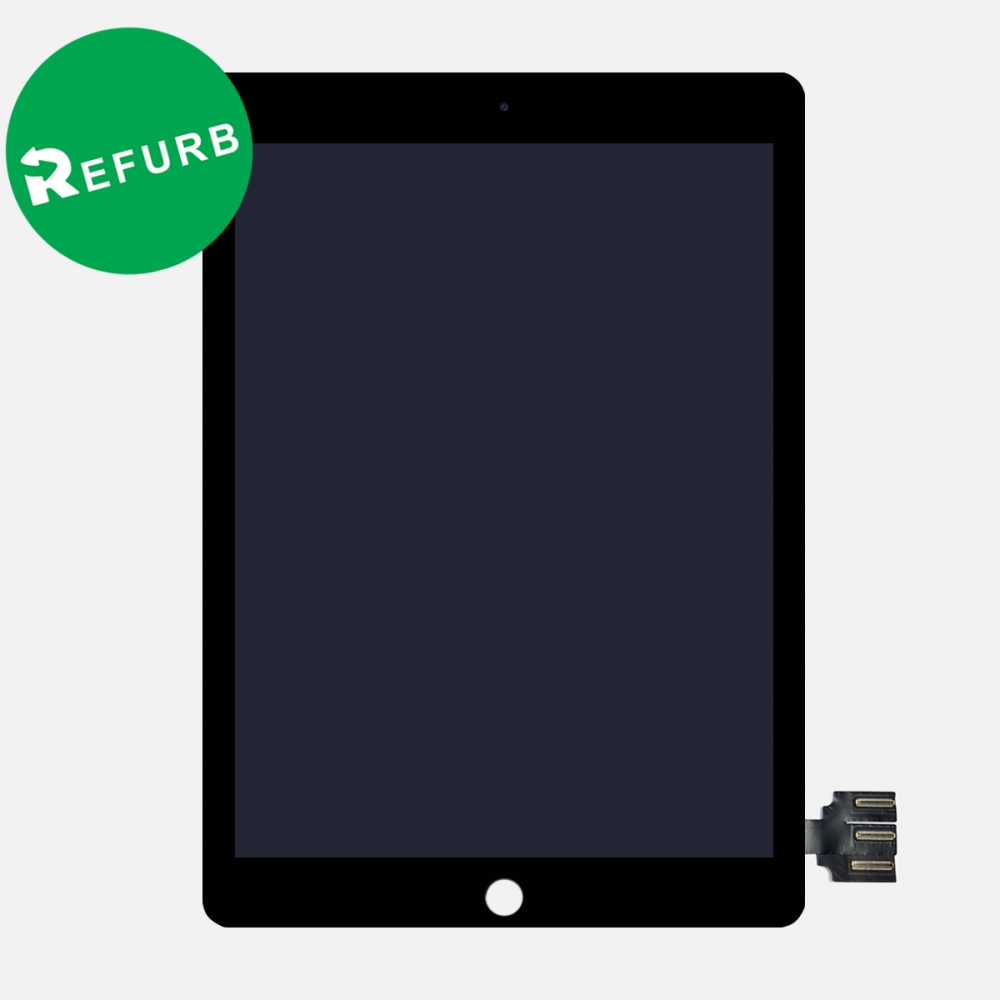 Refurbished Black Display LCD Screen + Touch Screen Digitizer Assembly For iPad Pro 9.7