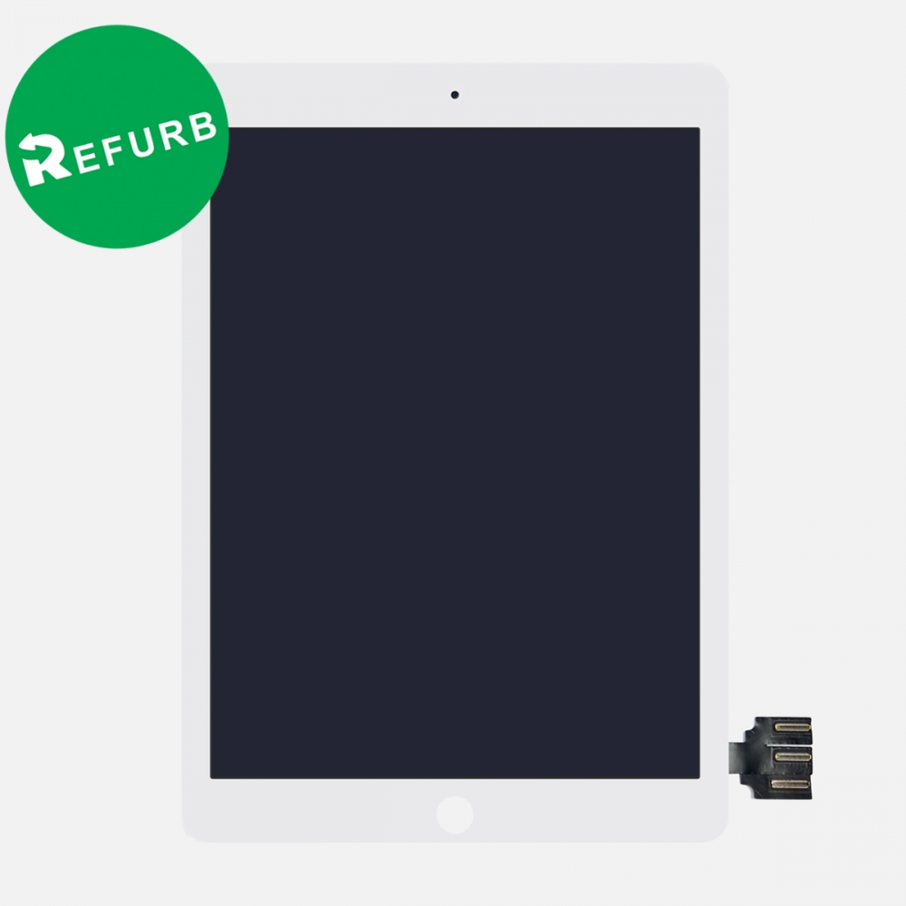 Refurbished White Display LCD Screen + Touch Screen Digitizer Assembly For iPad Pro 9.7