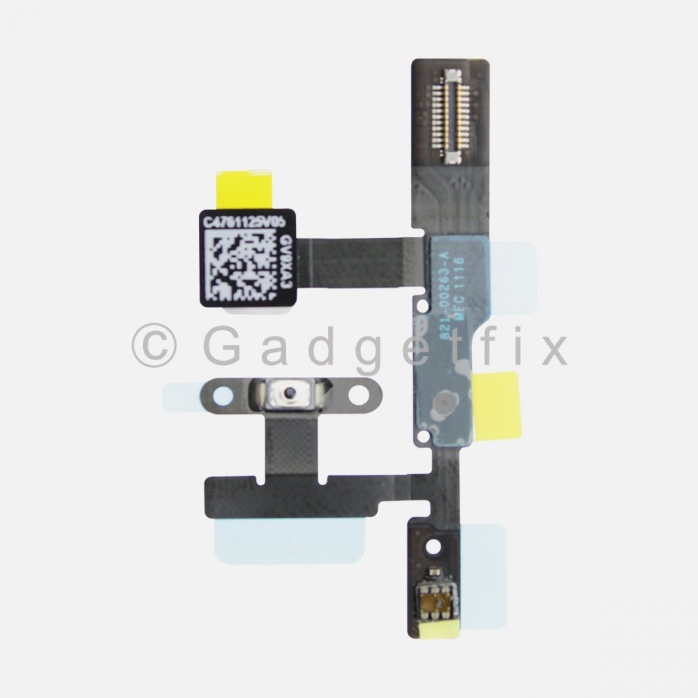 Power Button Switch Connector Flex Cable For Ipad Pro 9.7