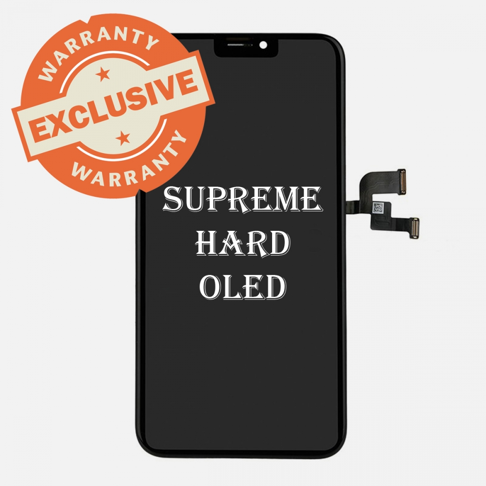 Supreme Hard OLED Display LCD + Force Touch Screen Digitizer For iPhone X (JDF)
