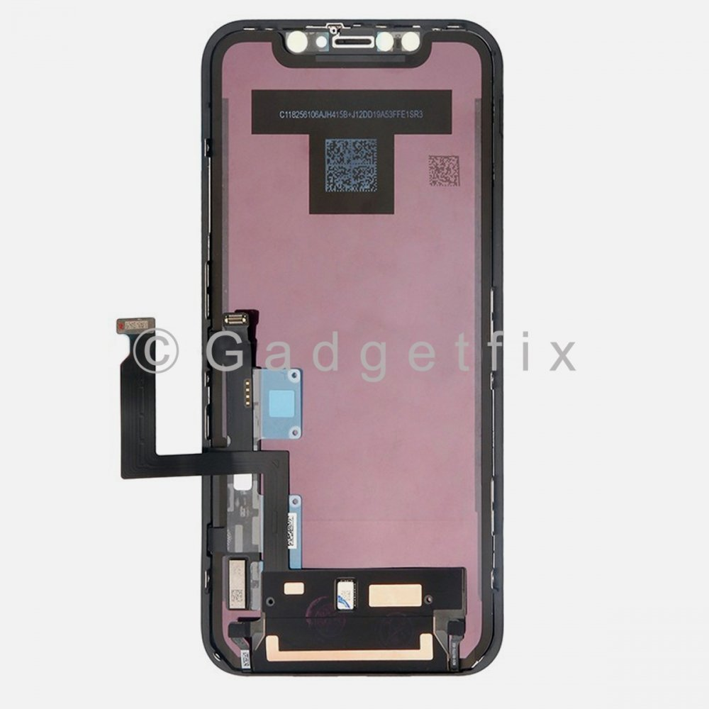 Premium Liquid Display LCD with Force Touch Digitizer Screen Panel + Frame for Iphone XR