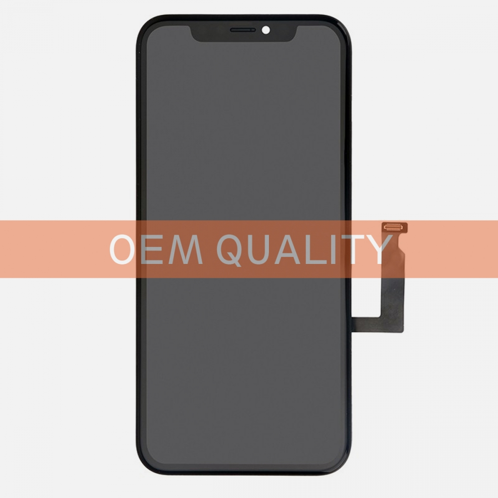 Liquid Display LCD with Force Touch Digitizer Screen Panel + Frame for Iphone XR