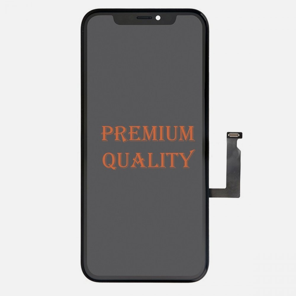 Premium Liquid Display LCD with Force Touch Digitizer Screen + Frame for Iphone XR