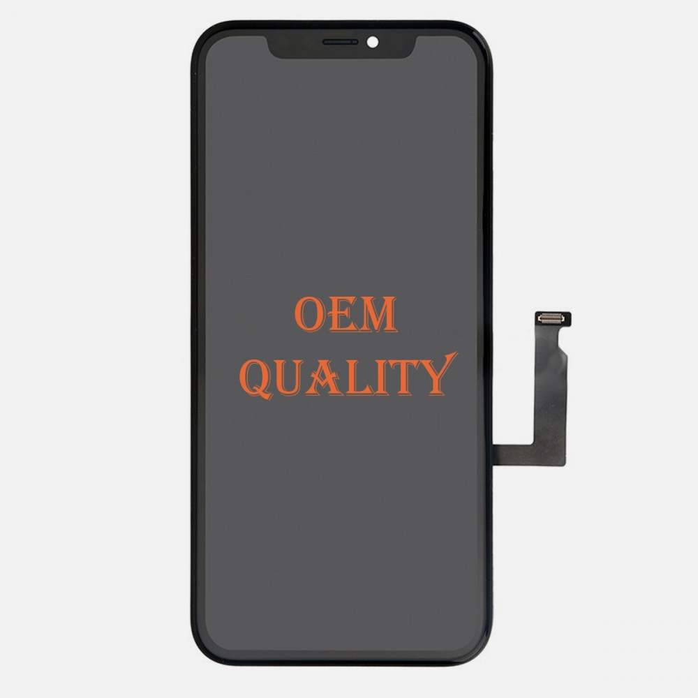 Top Quality Display LCD with Force Touch Digitizer Screen Panel + Frame for Iphone XR