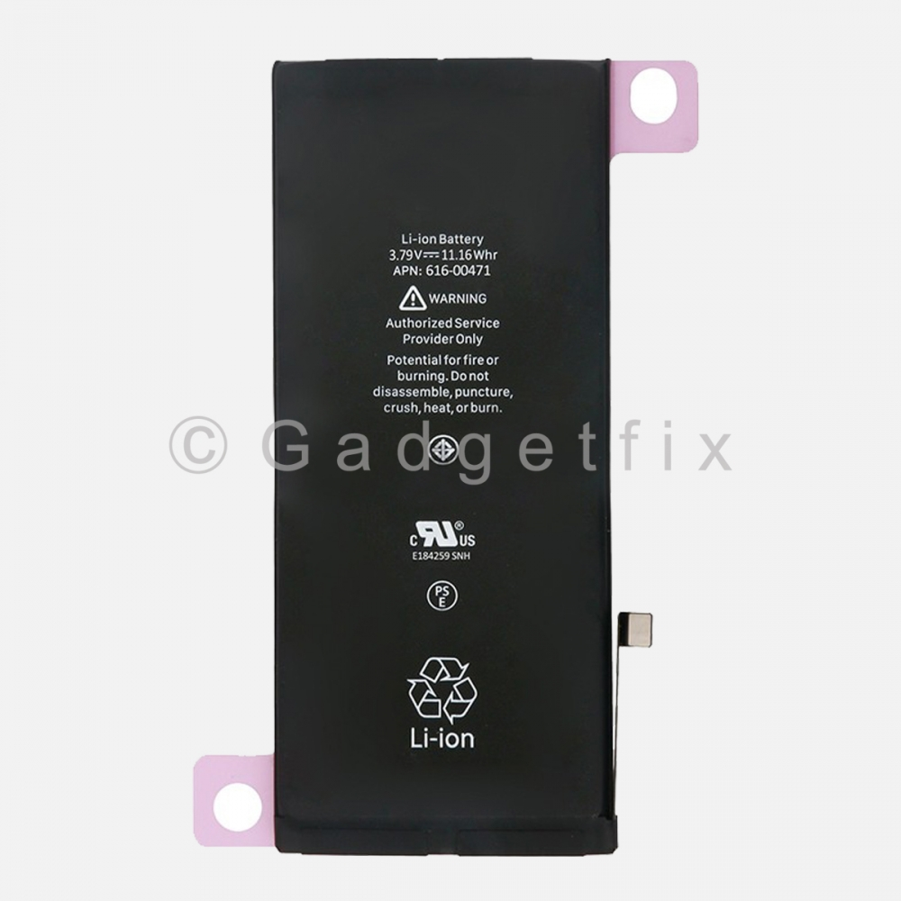 New 2942 mAh Battery Replacement For Iphone XR 616-00471