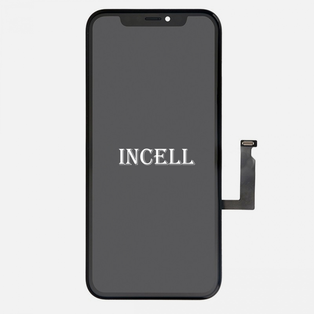 Incell Display LCD Touch Digitizer Screen Assembly w/ Frame for Iphone XR (Shenchao)