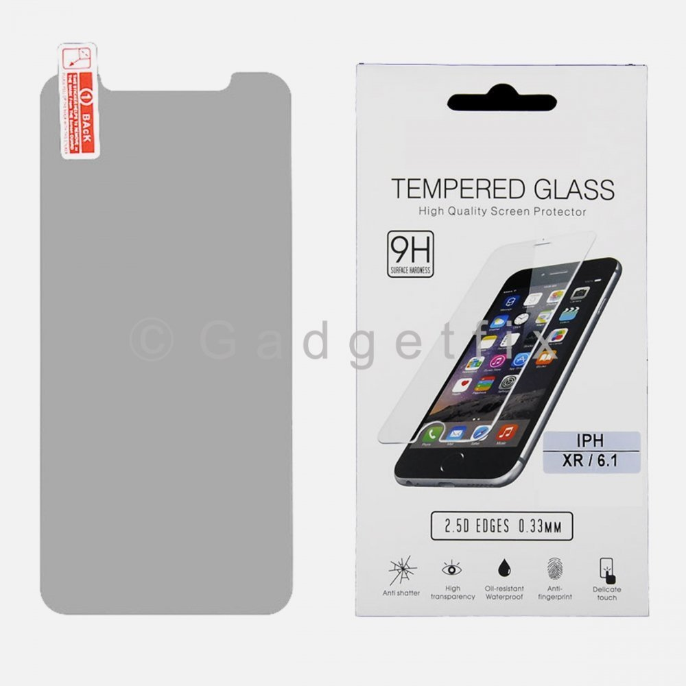 Lot 10 x Iphone XR | Iphone 11 9H Premium Tempered Glass LCD Screen Protector Guard