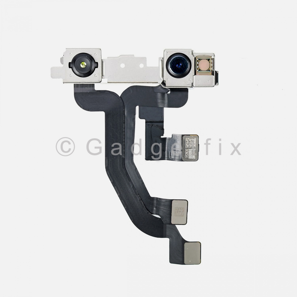 Dual Front Camera Assembly with Flex Cable For Iphone XS