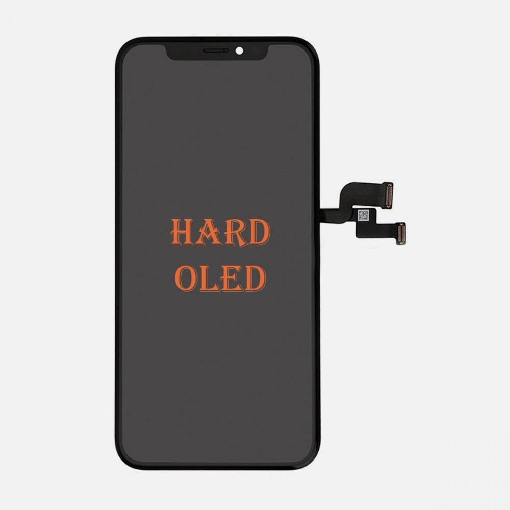 Hard OLED Display LCD + Touch Screen Digitizer For iPhone XS (GX Factory)