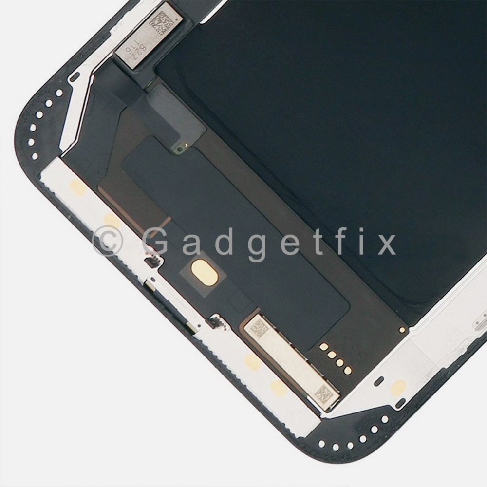 Premium Soft OLED Display LCD Touch Digitizer Screen + Frame for Iphone XS Max