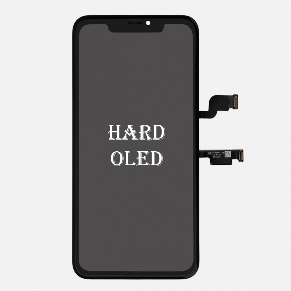 Hard OLED Display LCD Touch Digitizer Screen + Frame for Iphone XS Max (Smaller Screen)