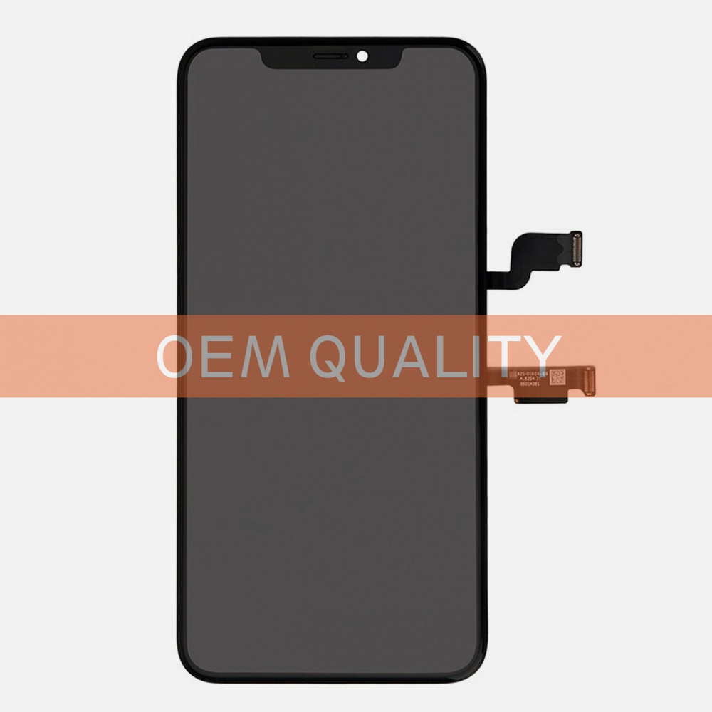 OEM Display LCD with Force Touch Digitizer Screen Panel + Frame for Iphone XS Max