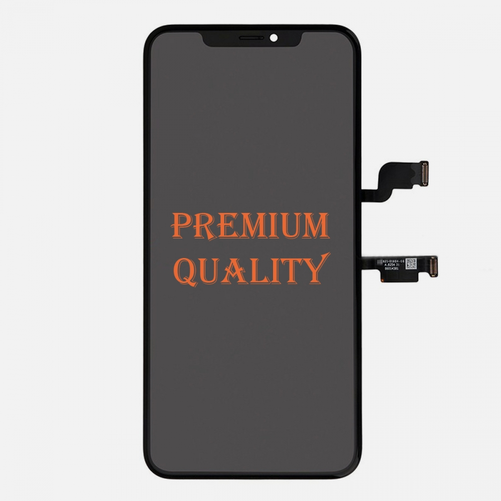 Premium OLED Display LCD Force Touch Digitizer Screen + Frame for Iphone XS Max