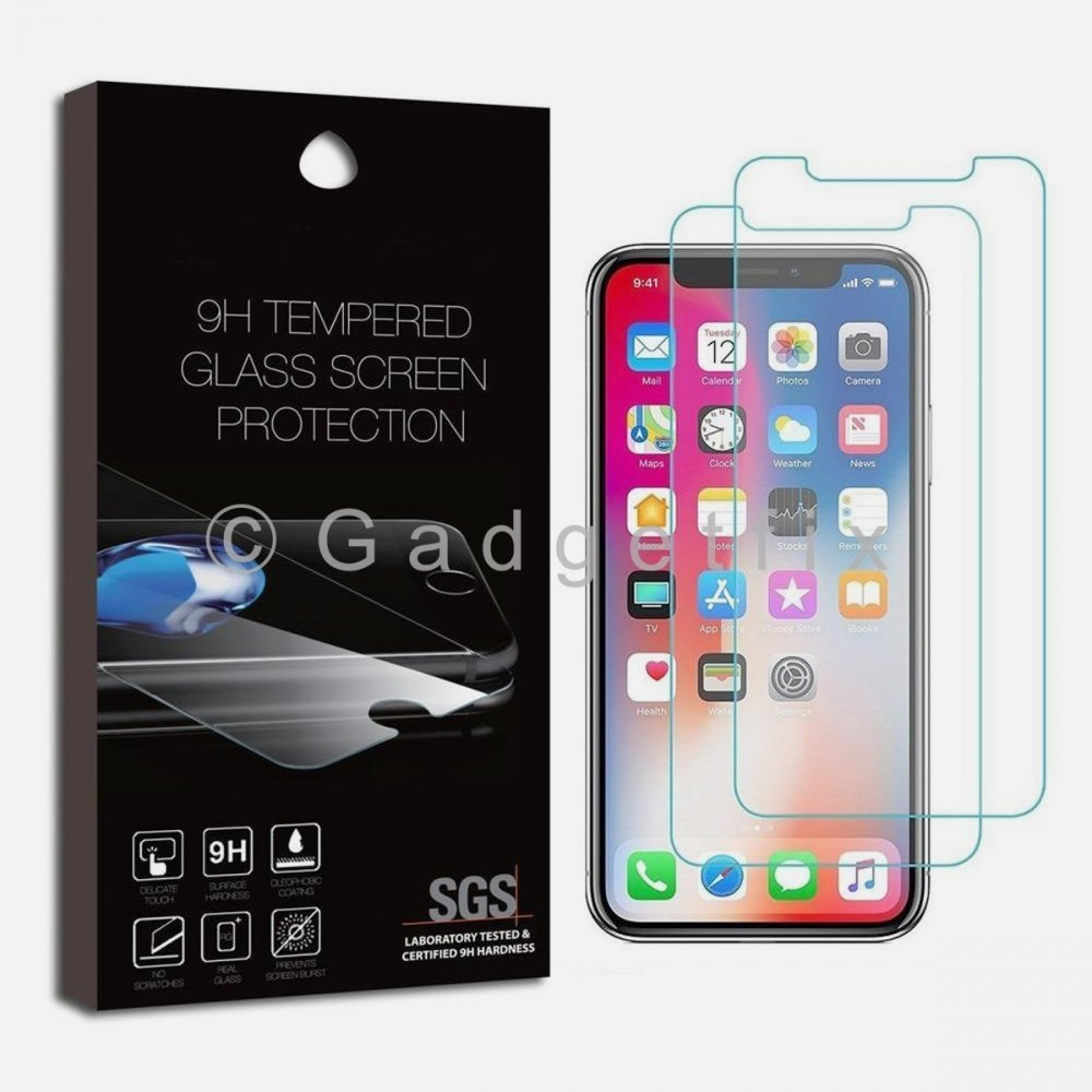 Lot 10 x Iphone XS Max | 11 Pro Max 9H Premium Tempered Glass LCD Screen Protector Guard