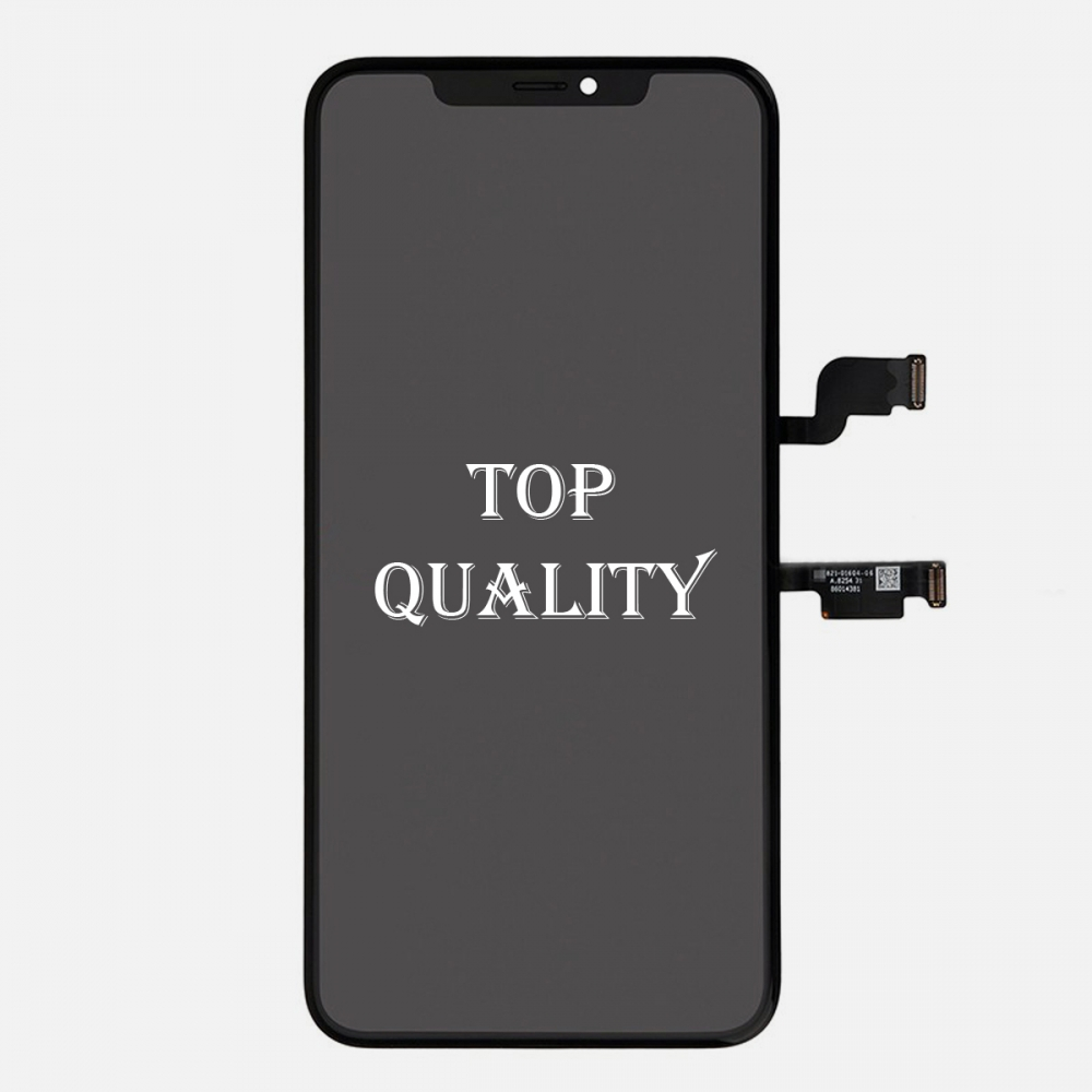 Top Quality Display LCD Force Touch Digitizer Screen Panel + Frame for Iphone XS Max