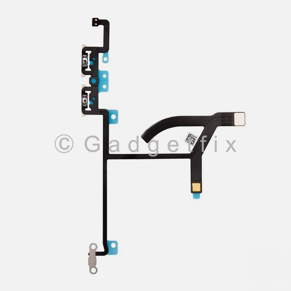 Volume Button Connector Flex Ribbon Cable For Iphone Xs Max