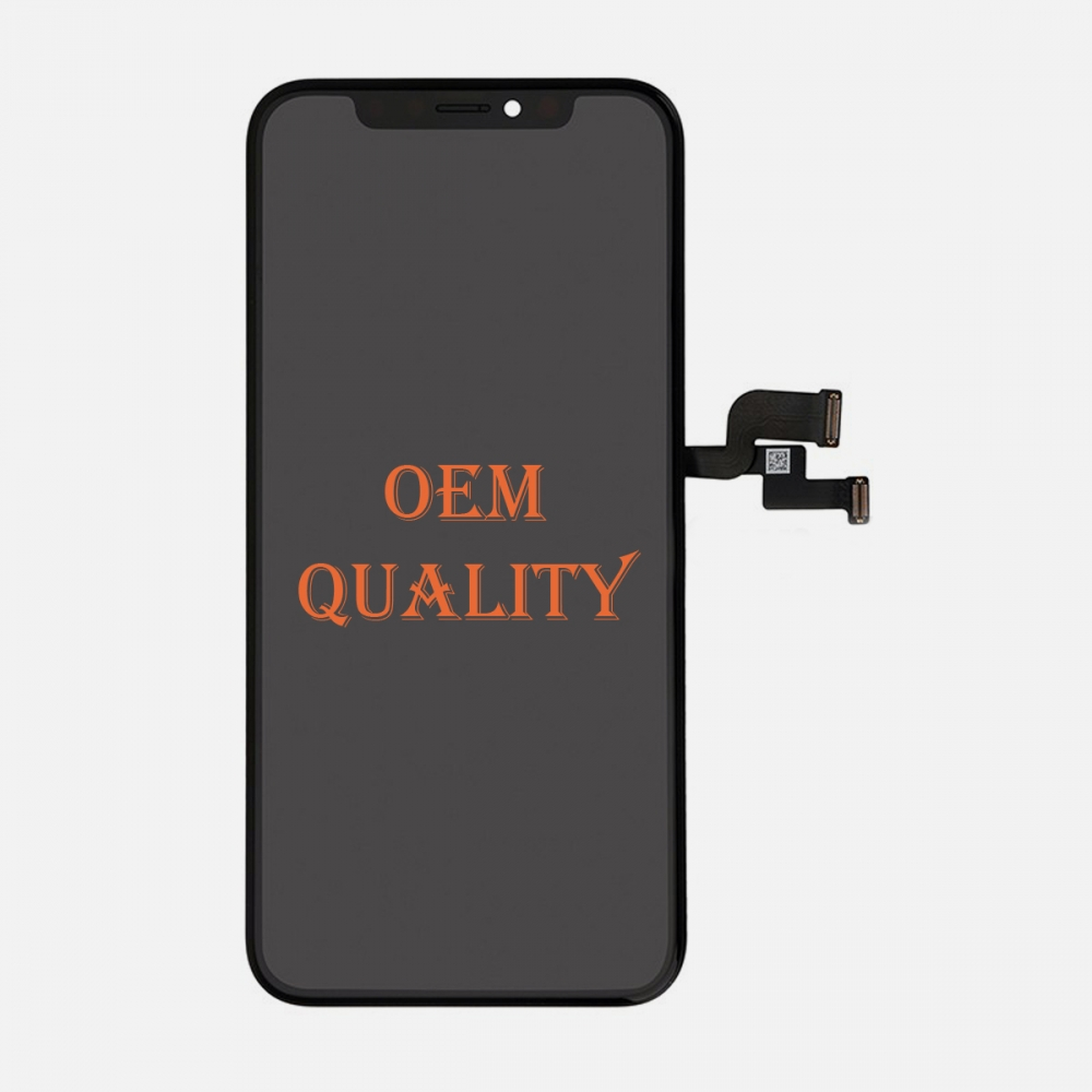 Top Quality Display OLED Display LCD Force Touch Digitizer Screen + Frame for Iphone XS
