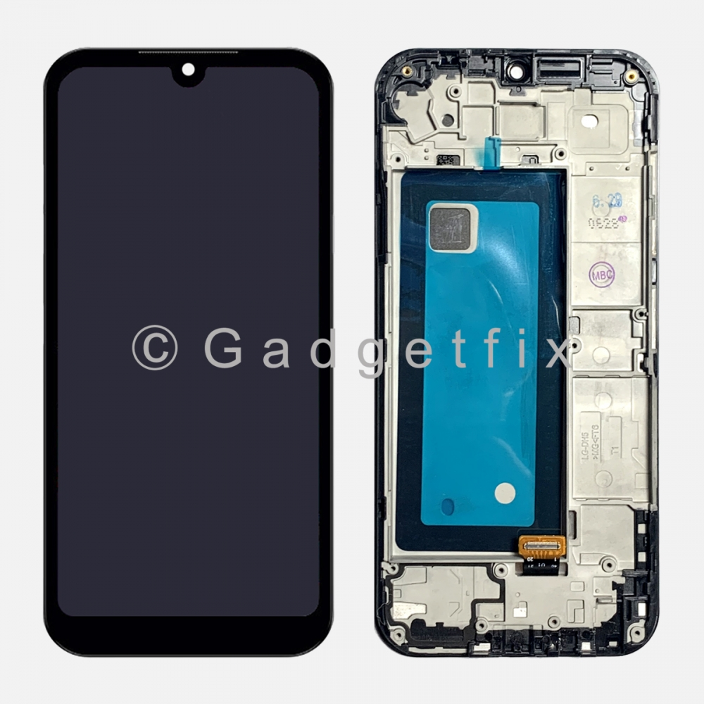 LG K31 2020 | Aristo 5 | K8X | Risio 4 | Tribute Mornarch Display LCD Touch Screen Digitizer Frame