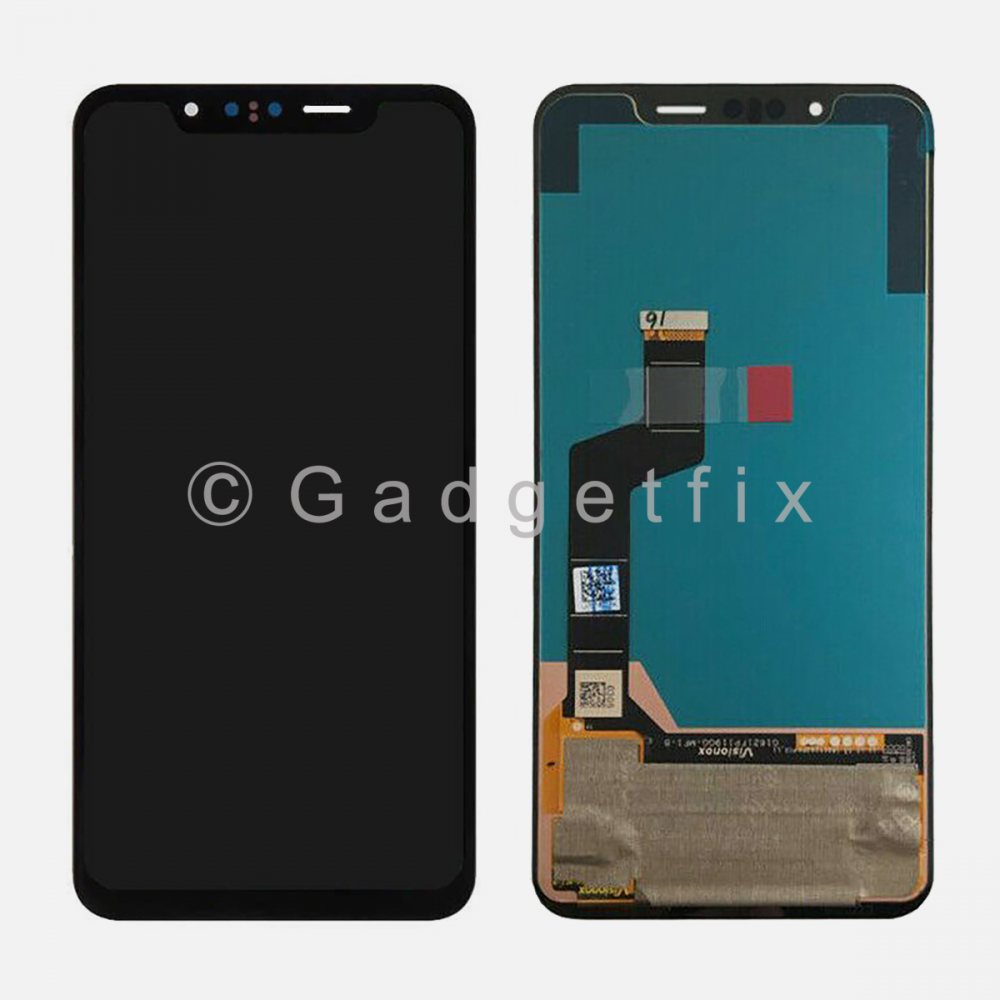 OLED Display LCD Touch Screen Digitizer Assembly For LG G8S ThinQ