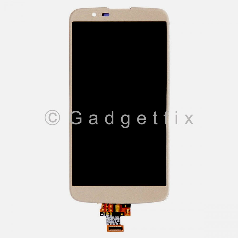 Gold Display LCD Touch Screen Digitizer For LG K10 K410 K420N K430 K430DS MS428