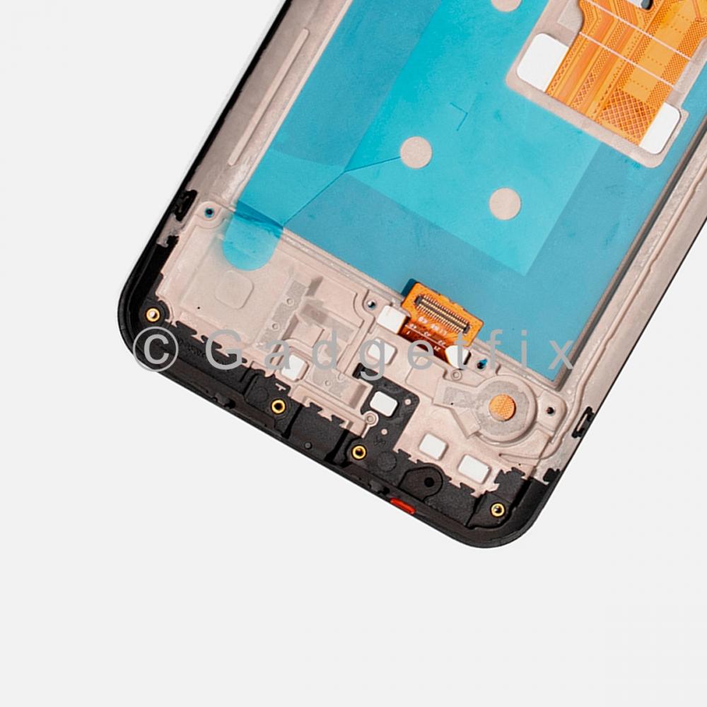 Display LCD Touch Screen Digitizer + Frame For LG K20 (2020) | K22 K200 | K22 Plus K220