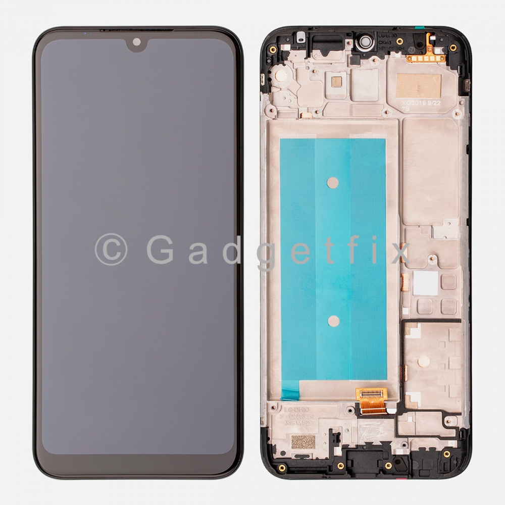 LG Harmony 4 | Premier Pro Plus | Xpression Plus 3 | K41 Display LCD Touch Screen Digitizer + Frame