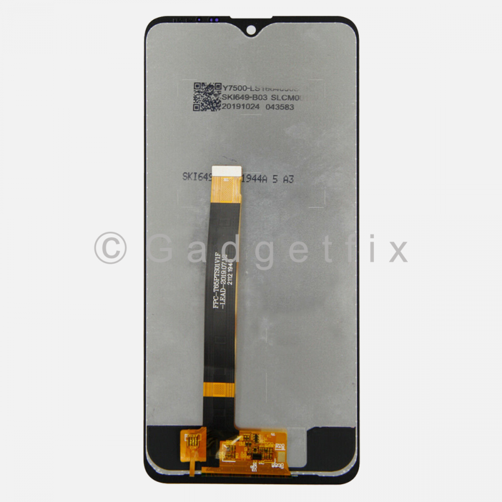 Display LCD Touch Screen Digitizer Assembly for LG K50S 2019