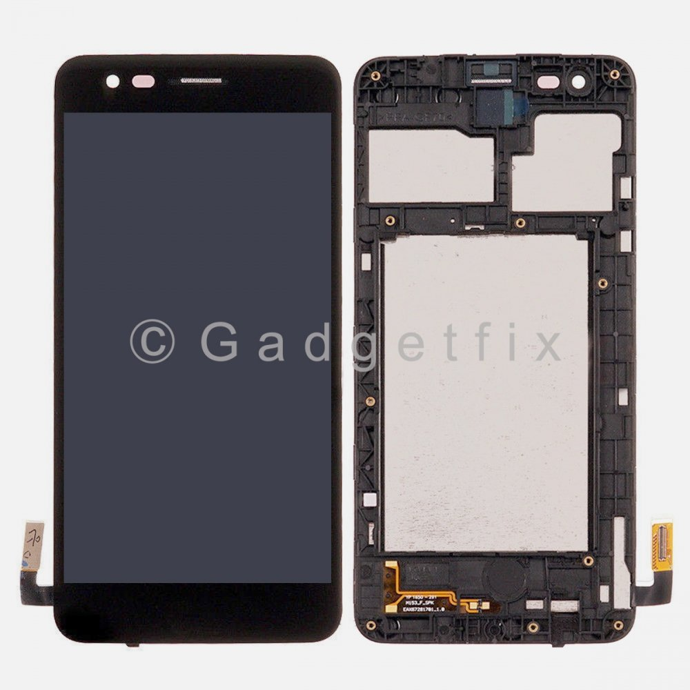 LG Phoenix 3 M150 | Fortune M153 M154 LCD Touch Screen Digitizer + Frame