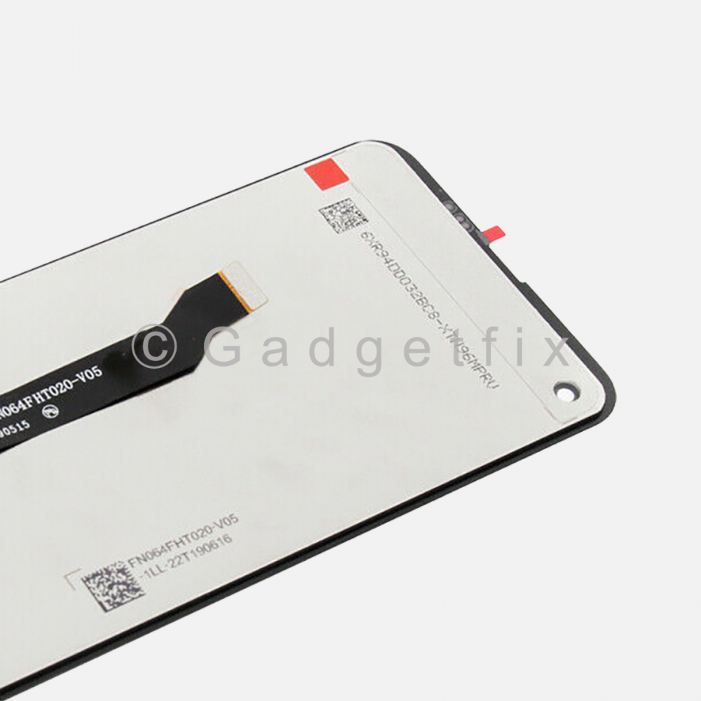 Display LCD Touch Screen Digitizer Assembly For LG Q70