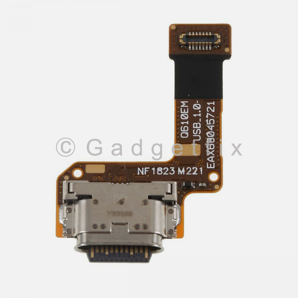 USB Charging Charge Port Dock Flex Cable For LG Q7 Q610 Q610TA | Q7 Plus Q725