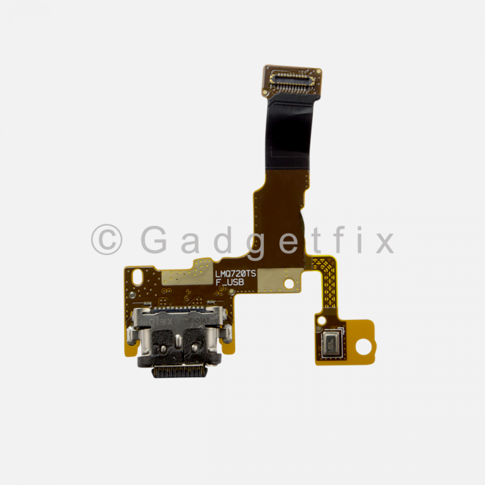 USB Charging Charger Port Dock Flex Cable For LG Stylo 5 Q720