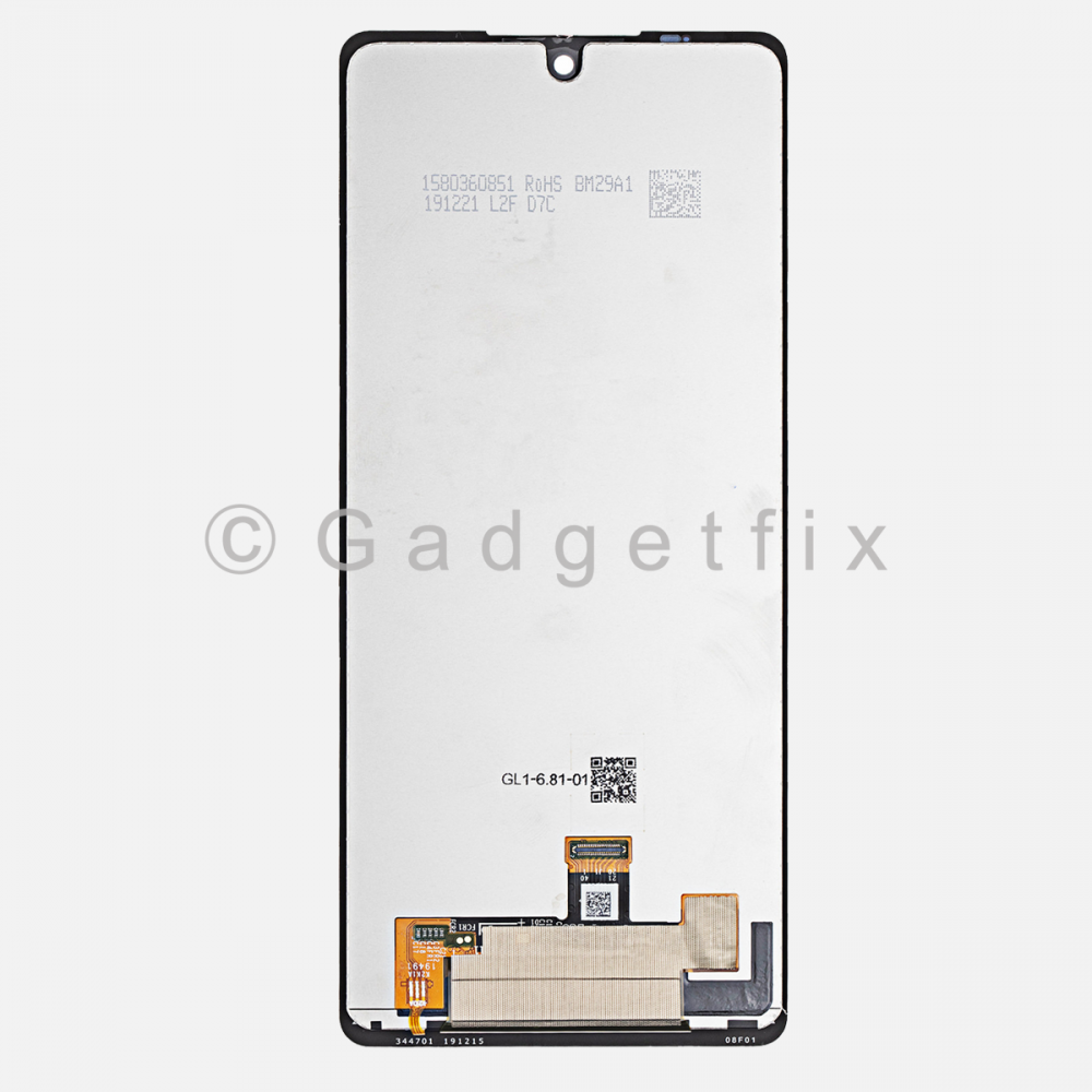 LG Stylo 6 LM-Q730TM Display LCD Touch Screen Digitizer Assembly
