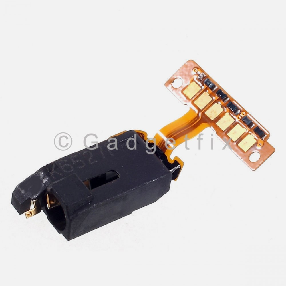 Earphone Headphone Audio Jack Flex Cable For LG V20 F800L H910 H915 H990 LS997