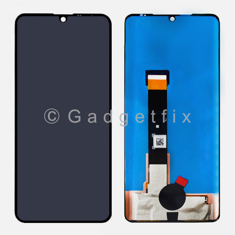 LG Velvet OLED Display LCD Touch Screen Digitizer Assembly